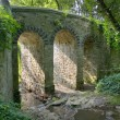 Old village aqueduct — Stock Photo
