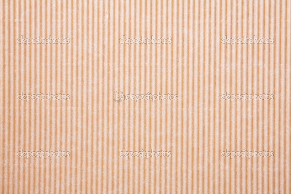 Corrugated cardboard background — Stock Photo #2430023