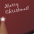 Christmas card background — Stock Photo #2484079