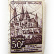 France postage stamp — Stockfoto