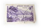 France postage stamp — Стоковое фото