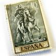 Royalty-Free Stock Photo: Spain Stamp