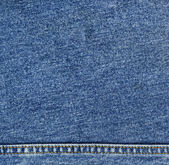Jeans denim texture — Stock Photo