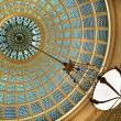 Stained glass ceiling — Stock Photo #2397187
