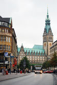 Europe. Germany. Hamburg. — Stock Photo
