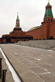 Moscow. Red Square. — Foto Stock