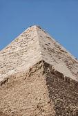 Great egyptian pyramid — Stock Photo
