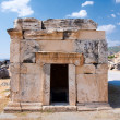 Stock Photo: Hierapolis necropolises big tomb