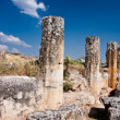 Old ruins off Ephesus — Stockfoto #2459956