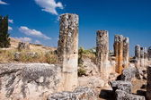 Old ruins off Ephesus — Stock Photo