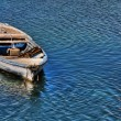Stock Photo: Small fish boat