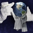 Save Earth — Stock Photo