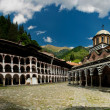 Rila monastery - Bulgaria — Stock Photo #2401609