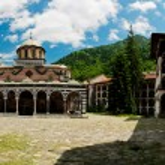 Rila monastery - Bulgaria — Stock Photo