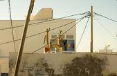 Tunisia street — Stock Photo
