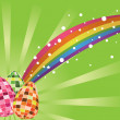 Royalty-Free Stock Vector Image: Vector easter background