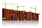 Making improvement — Stock Photo
