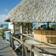 Palapa bar — Stock Photo