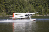Water plane — Stock Photo