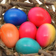 Royalty-Free Stock Photo: Easter eggs.