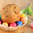 Royalty-Free Stock Photo: Easter basket.