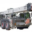 Stock Photo: Mobile crane
