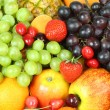 Stock Photo: Ripe fruits.