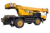 Mobile crane. — Stock Photo