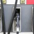 Stock Photo: Gasoline Pumps