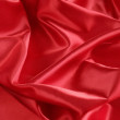 Red Satin Background -- Vertical — Stock Photo #2484175