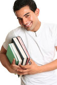 Happy university college student — Stock Photo