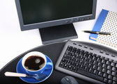 Office and business — Stock Photo