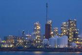 химическая промышленность — Стоковое фото