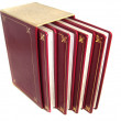 Red Books — Stock Photo