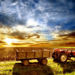 Royalty-Free Stock Photo: Tractor