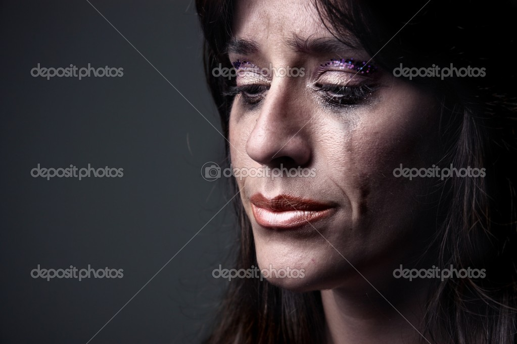 Woman  cry — Stock Photo #2491984