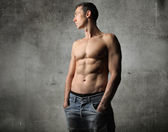 Brawny body — Stock Photo