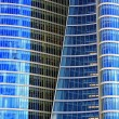 Modern skyscraper window front — Stockfoto #2620139