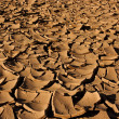 Foto Stock: Dry earth