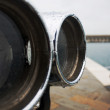 Telescope towards sea — Stock Photo #2432528