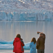 lagune de glacier d'Islande — Photo