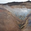 Iceland geothermal — Stock Photo