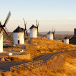 Stock Photo: Consuegra