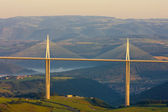 Millau Viaduct — Stock Photo