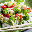 Asian vegetables — Stock Photo