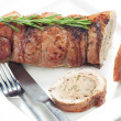 Veal roll — Stock Photo #2593674
