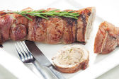 Veal roll — Stock Photo