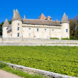 Chateau de Rully — Stock Photo