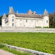Chateau de Rully — Stock Photo #2626485