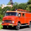 Stock Photo: Fire engine